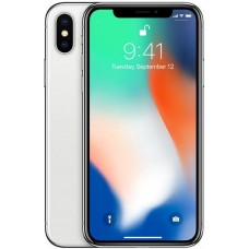 Apple iPhone X 256GB - Silver