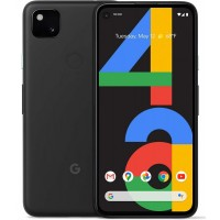 Google Pixel 4a 5G 6GB/128GB - Just Black