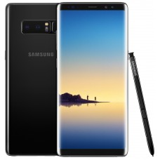 Samsung Galaxy Note 8 64GB Dual Sim Black