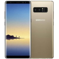 Samsung Galaxy Note 8 64GB Dual Sim Gold