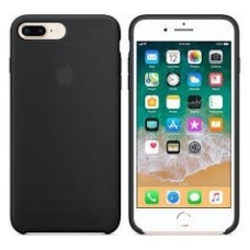 iphone 7 / 8 silicone case - black