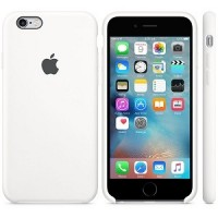 iphone 7 / 8 silicone case - white