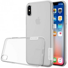 iPhone X Transparent TPU Case