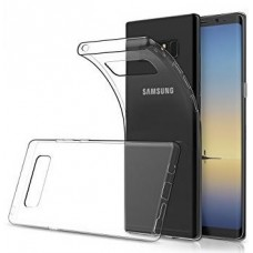 Galaxy Note 8  Transparent TPU Case